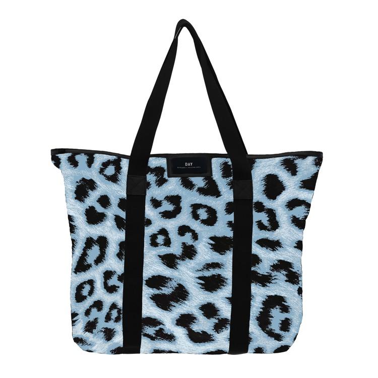 Day et Shopper Day G Blue Leo Blå/mønster 1