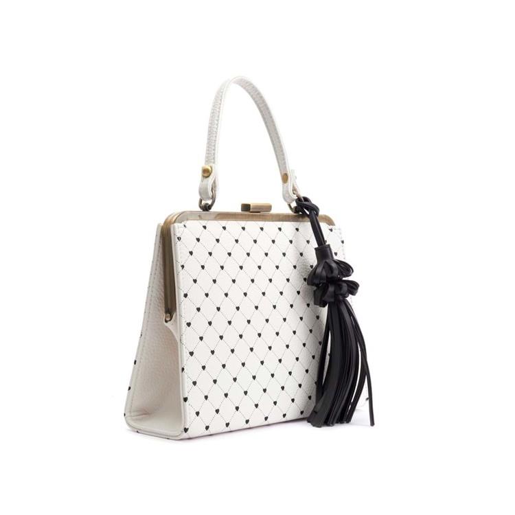 Håndtaske Creme 2
