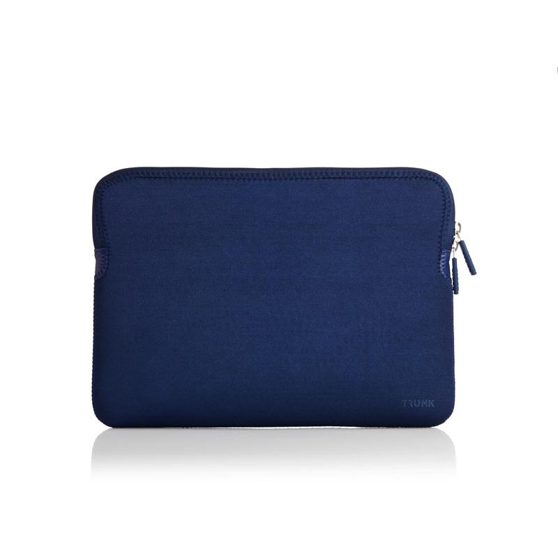 Trunk MacBook Pro Air Sleeve Navy 1