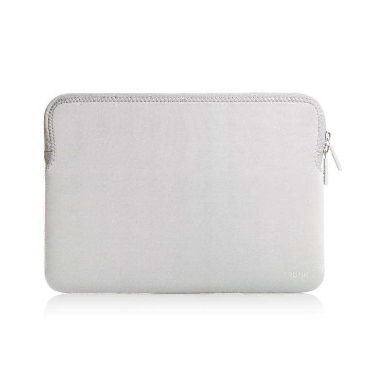 Trunk Sleeve MacBook Pro Air Sølv 1