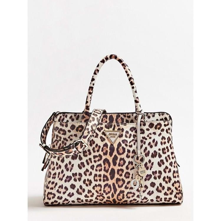 Guess Håndtaske Maddy Girlfriend  Leopard 1