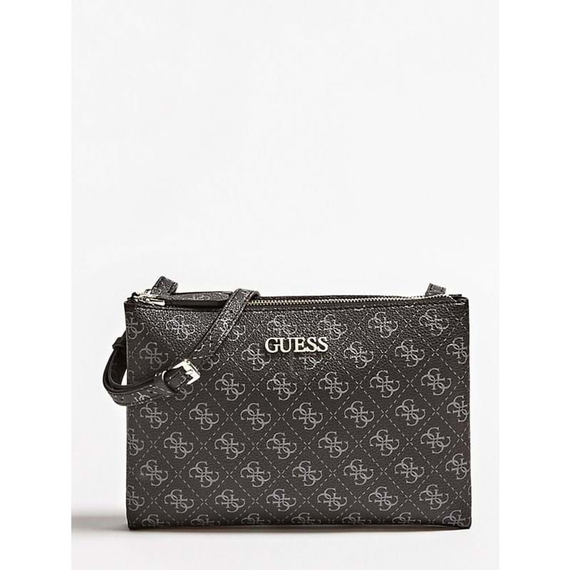 Guess Crossbody Maci Mini Koks grå 1