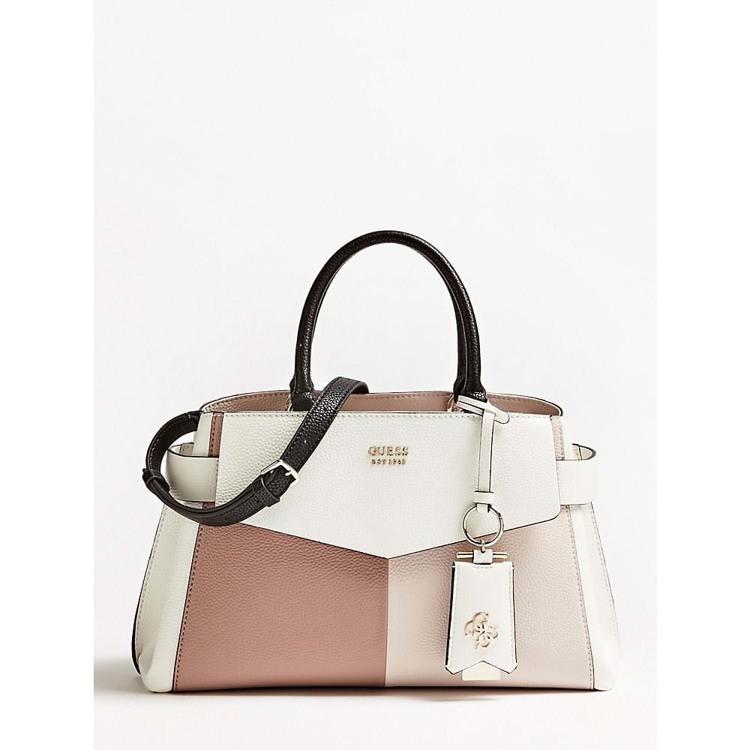 Guess Håndtaske Colette Girlfriend Hvid 1