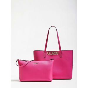 Guess Shopper Uptown Chic Barcelona Pink alt image