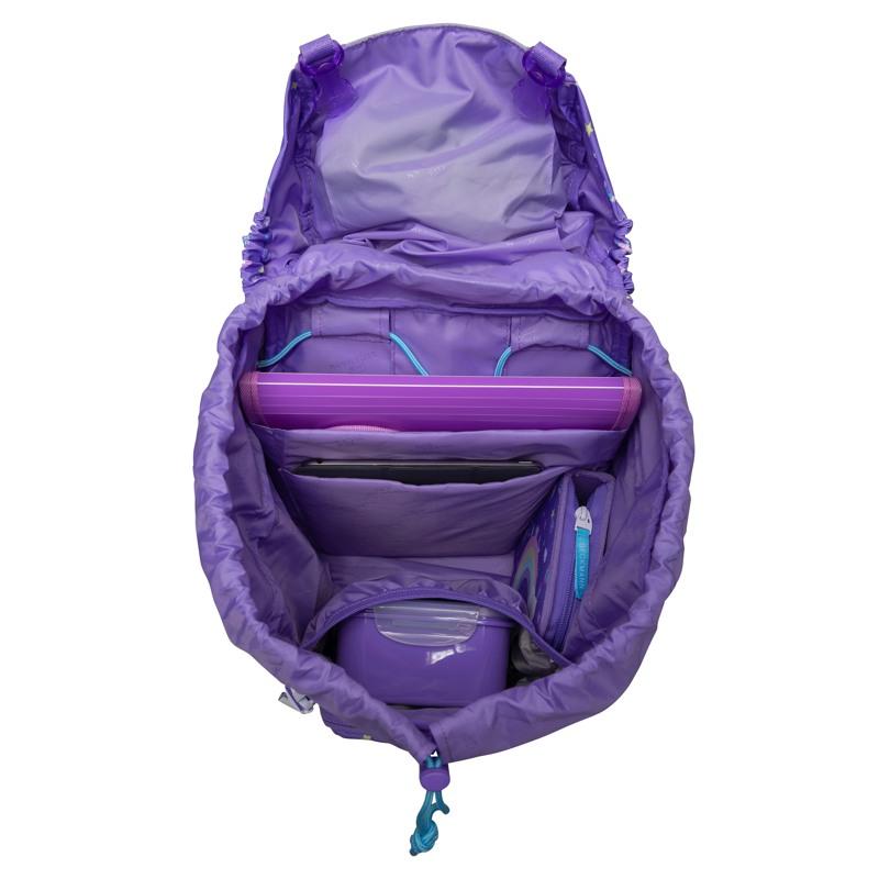 Beckmann Skoletaske Classic Dream Purple/violet 4