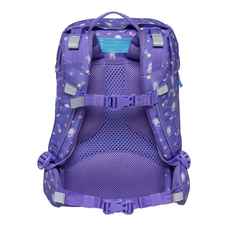Beckmann Skoletaske Classic Dream Purple/violet 6