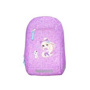 Beckmann Gymnastiktaske Magic Alva Lilla/pink