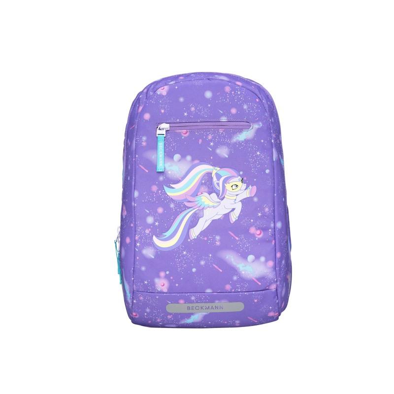 Beckmann Gymnastiktaske Super Pony Lilla/lyseblå 1