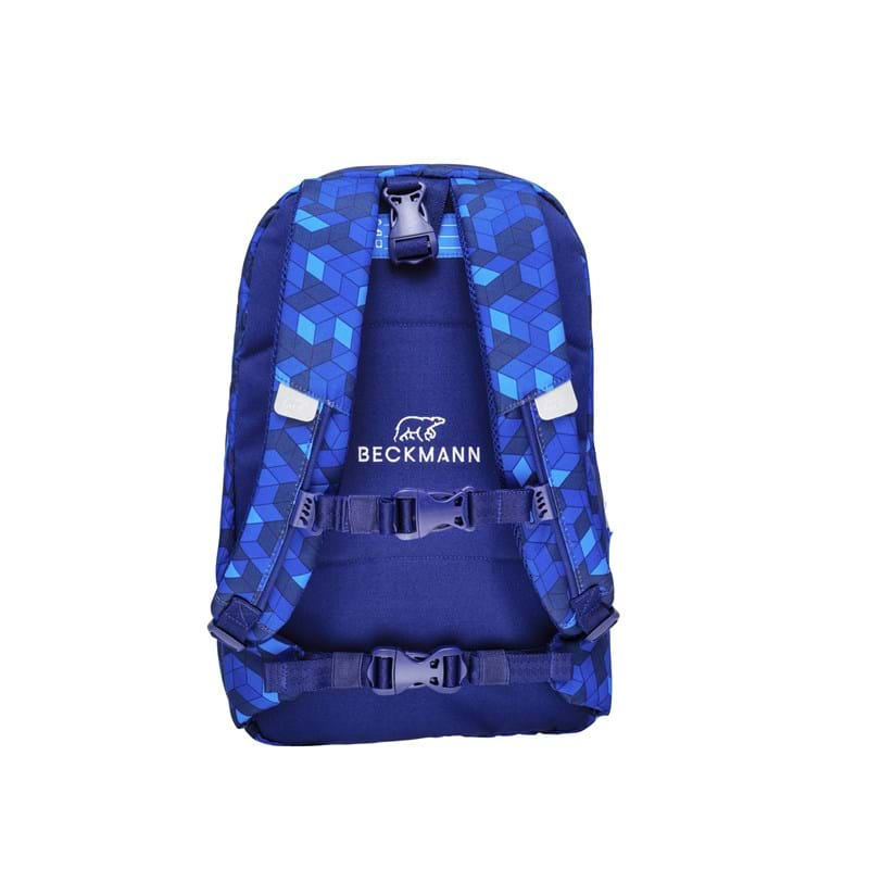 Beckmann Gymnastiktaske Diamond Hunter Blå/blå 2