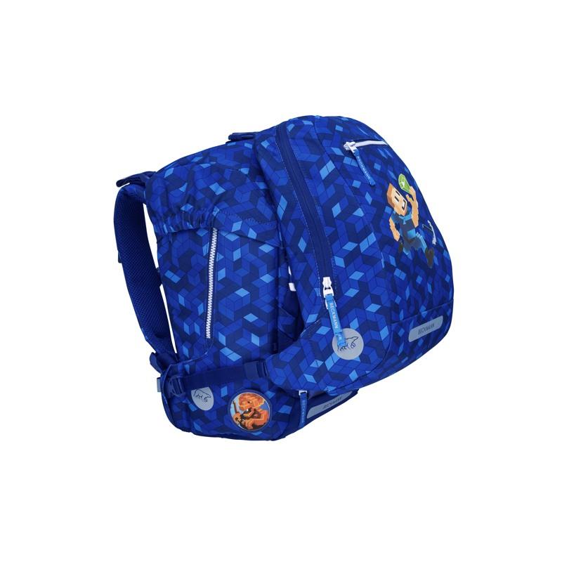 Beckmann Gymnastiktaske Diamond Hunter Blå/blå 3