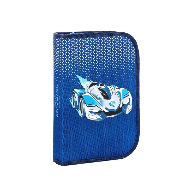 Beckmann Penalhus Supercar M. blå 1