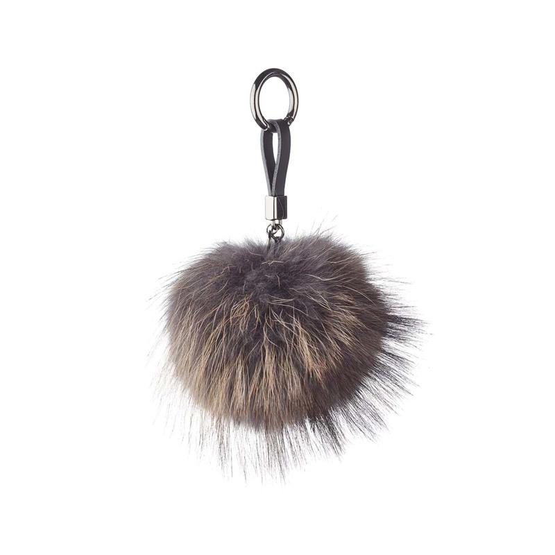 NATURES Collection Nøglering Raccoon Brun 1