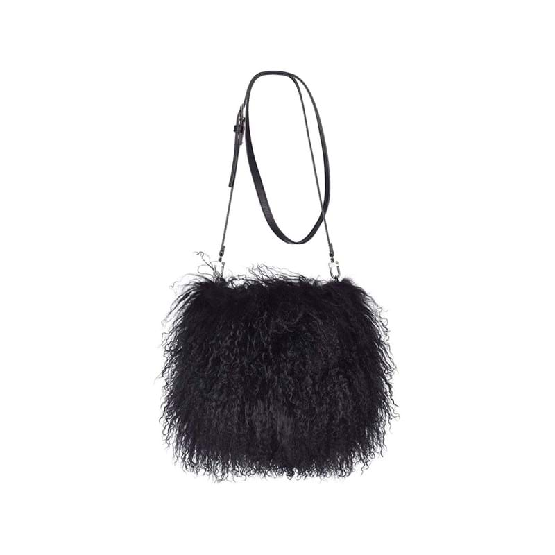 NATURES Collection Crossbody Jasmin Muff Sort 1