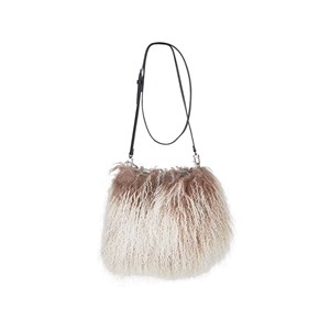 NATURES Collection Crossbody Jasmin Muff Brun
