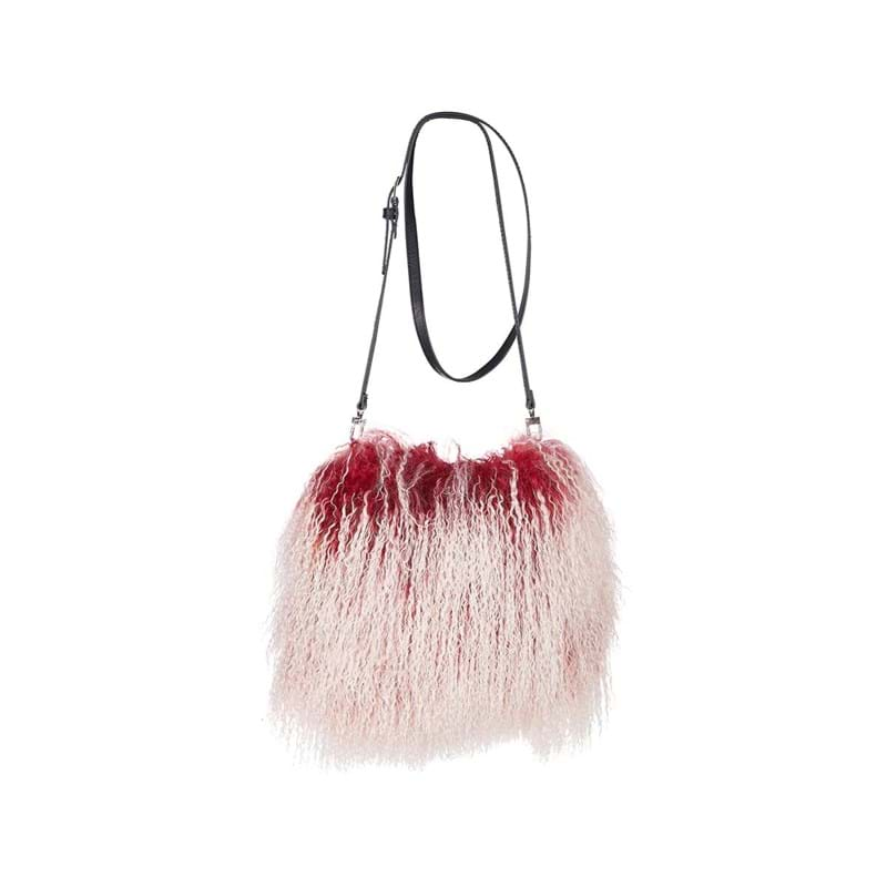 NATURES Collection Crossbody Jasmin Muff Rød 1