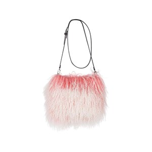 NATURES Collection Crossbody Jasmin Muff Lyserød