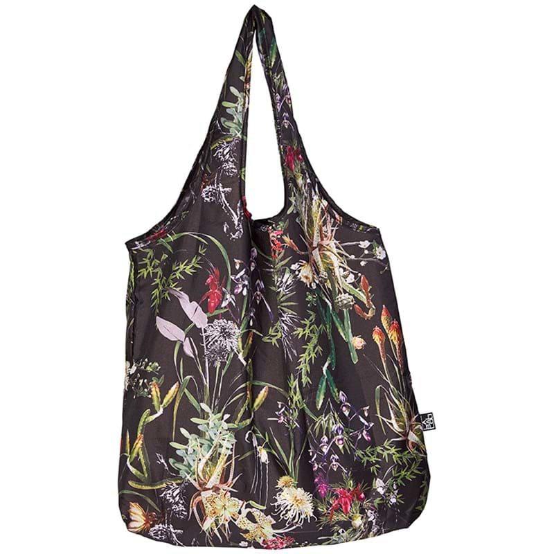 Bella Ballou Mulepose Asian Garden Sort/med blomster 1