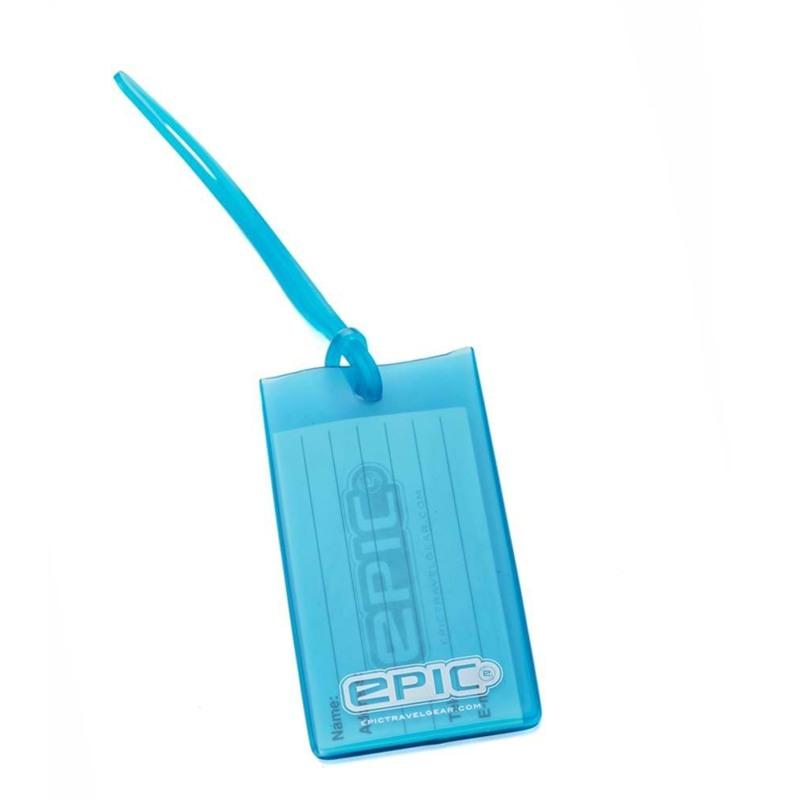 Epic Kuffertmærke  Blå 1