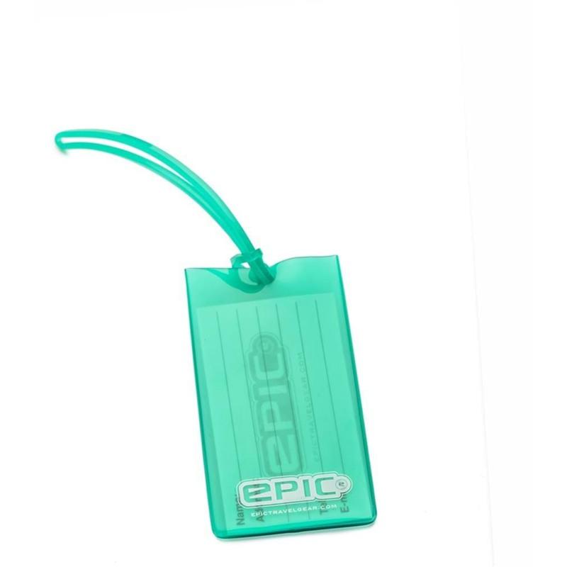 Epic Kuffertmærke  Grøn 1
