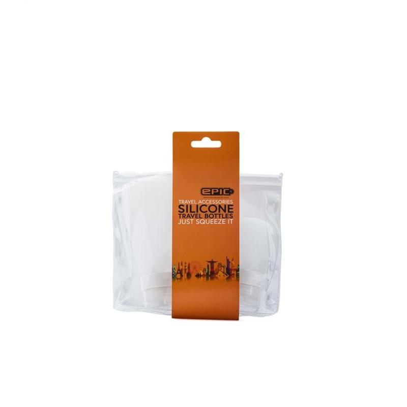 Epic Rejseflasker Transparent 3