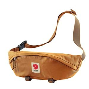 Fjällräven Bæltetaske Ulvö Hip Pack L Orange