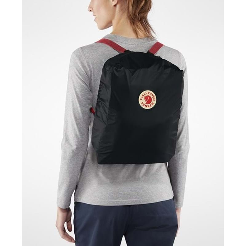 Fjällräven Kånken Rain Cover Mini Sort 2