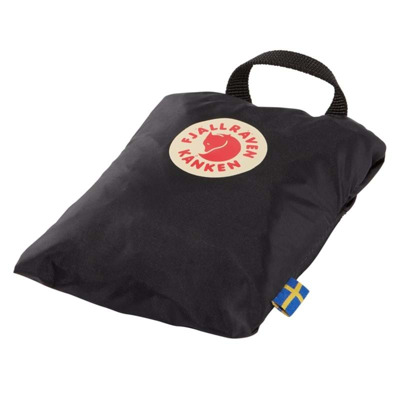 Fjällräven Kånken Rain Cover Mini Sort 1