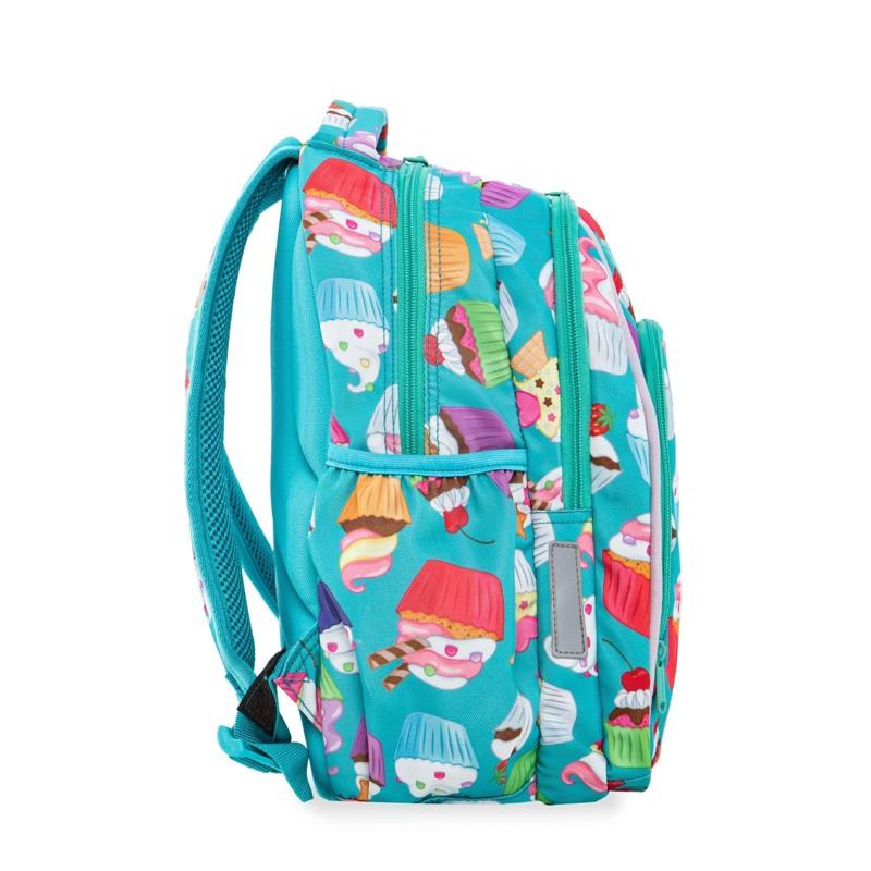 Coolpack Skoletaskesæt Strike S Turkis/Pink 3
