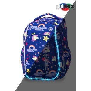 Coolpack Skoletaskesæt Strike S Blå