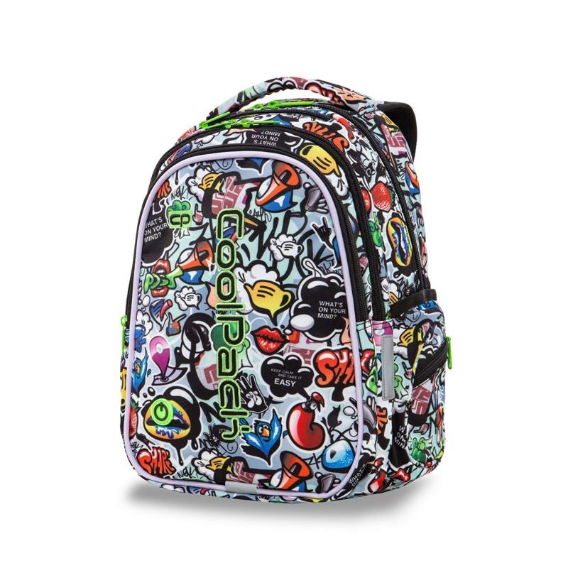Coolpack Skoletaskesæt Joy M Multi 2