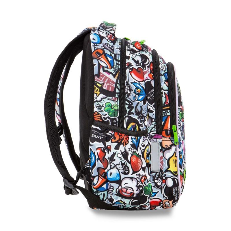 Coolpack Skoletaskesæt Joy M Multi 3