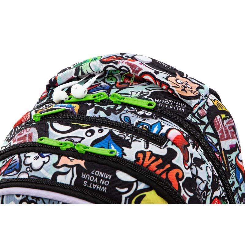 Coolpack Skoletaskesæt Joy M Multi 5