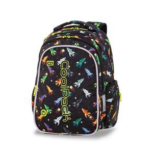 Coolpack Skoletaskesæt Joy M Sort mønster alt image