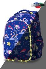 Coolpack Skoletaskesæt Joy M Blå