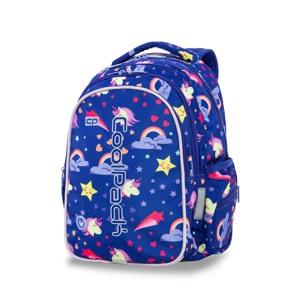 Coolpack Skoletaskesæt Joy M Blå m/stjerner alt image