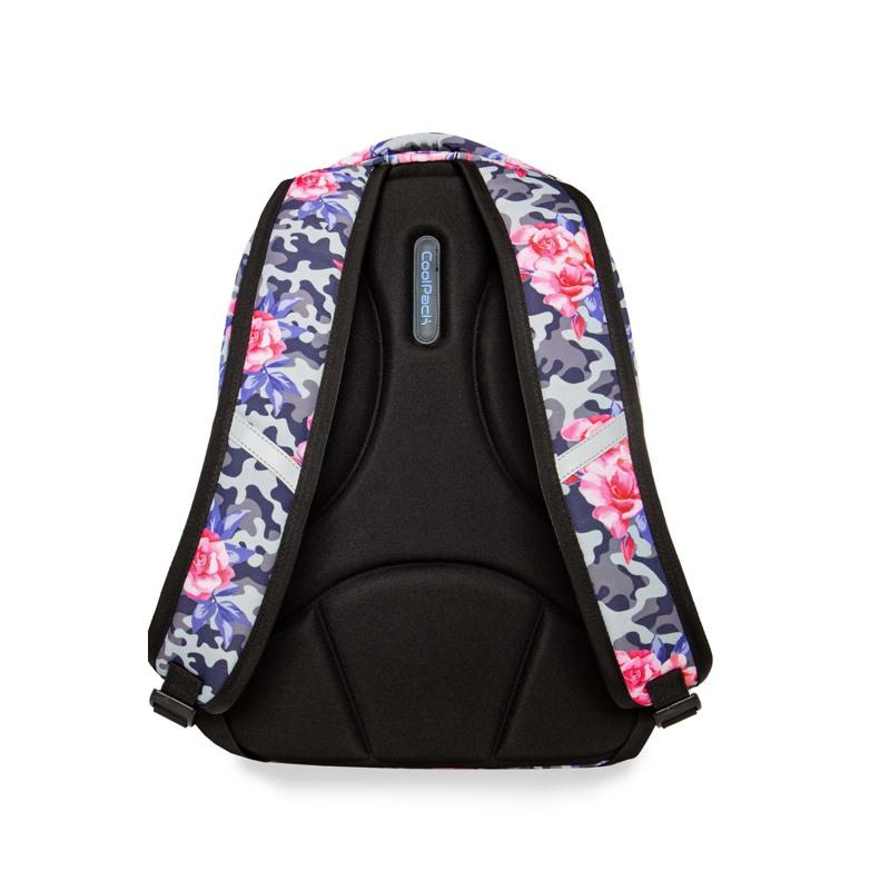 Coolpack Skoletaskesæt Joy L Sort m/mønster 4