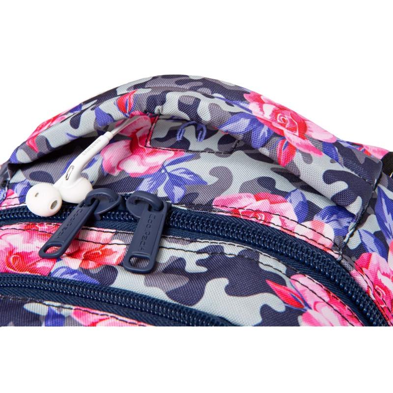 Coolpack Skoletaskesæt Joy L Sort m/mønster 5