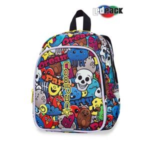 Coolpack Skoletaskesæt Bobby Multi alt image