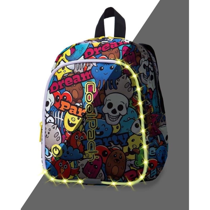 Coolpack Skoletaskesæt Bobby Multi 1