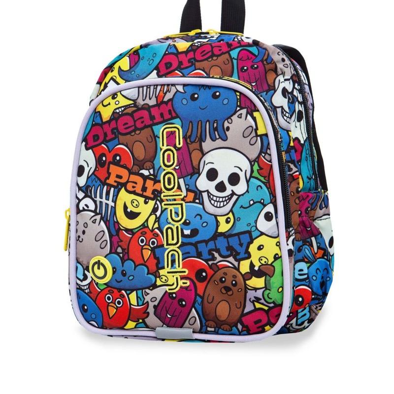 Coolpack Skoletaskesæt Bobby Multi 2