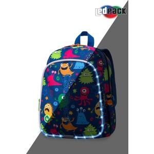 Coolpack Skoletaskesæt Bobby Blå