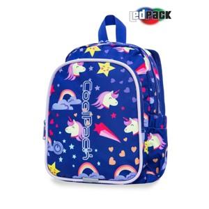 Coolpack Skoletaskesæt Bobby Blå m/stjerner alt image
