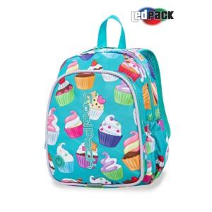 Coolpack Skoletaskesæt Bobby Turkis/Pink alt image