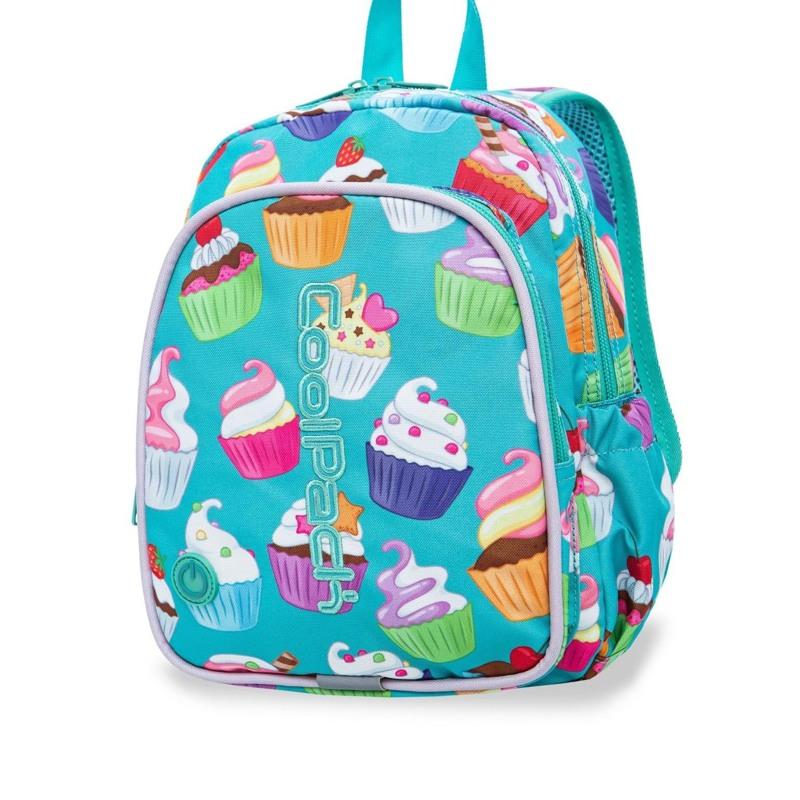 Coolpack Skoletaskesæt Bobby Turkis/Pink 2