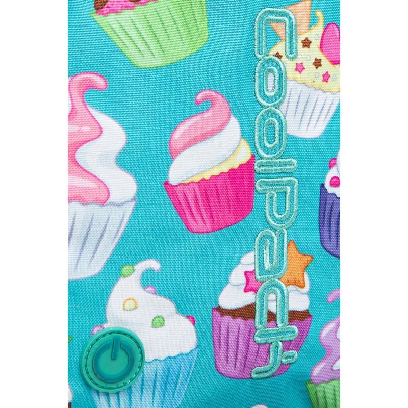 Coolpack Skoletaskesæt Bobby Turkis/Pink 5