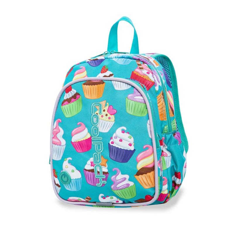 Coolpack Skoletaskesæt Bobby Turkis/Pink 7