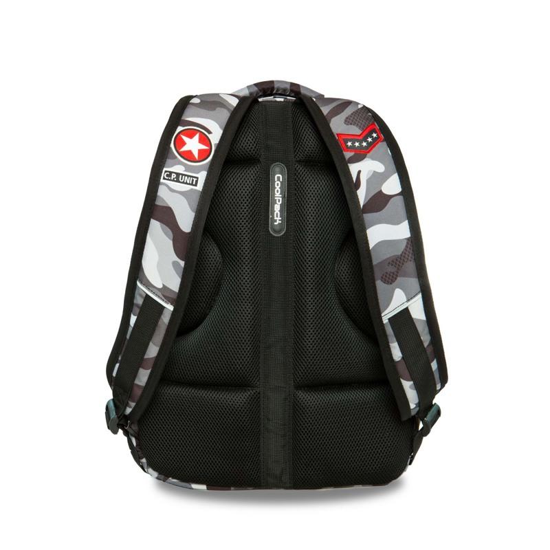 Coolpack Skoletaskesæt Bentley Grøn Camou 3