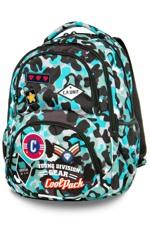 Coolpack Skoletaskesæt Dart Blå