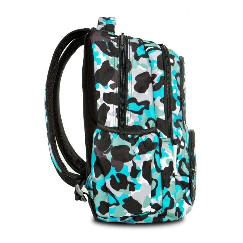 Coolpack Skoletaskesæt Dart Blå camuflage 2