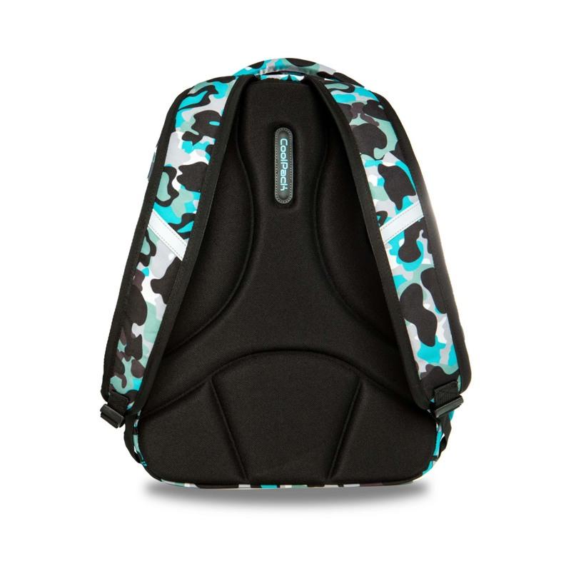 Coolpack Skoletaskesæt Dart Blå camuflage 3